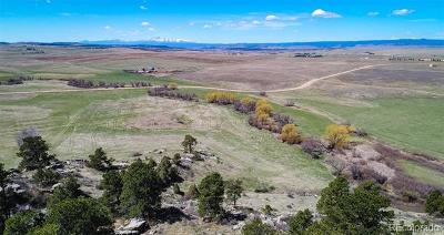 Franktown Residential Lots & Land Active: 11535 Cave Spring Road