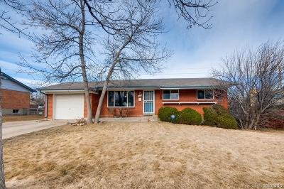 Aurora Single Family Home Active: 409 South Wheeling Way