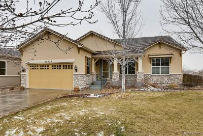 Broomfield Single Family Home Under Contract: 16432 Somerset Drive