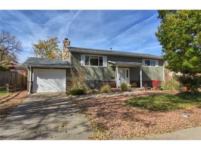 Aurora, Denver Single Family Home Active: 321 South Tucson Way