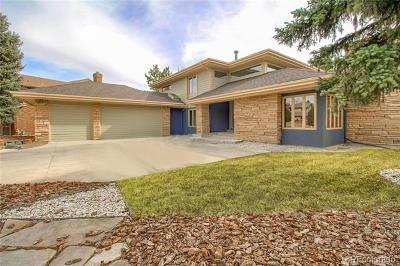 Highlands Ranch Single Family Home Active: 7 Falcon Hills Drive