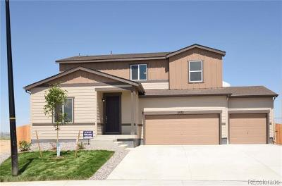 Fort Lupton Single Family Home Active: 2432 Horse Shoe Circle