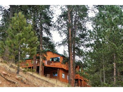 Pine Single Family Home Under Contract: 11902 South Elk Creek Road