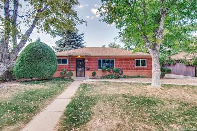 Thornton Single Family Home Under Contract: 1541 Phoenix Court