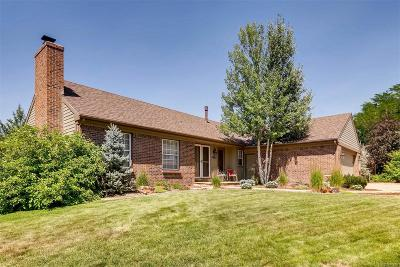 Centennial Single Family Home Active: 5463 East Hinsdale Circle