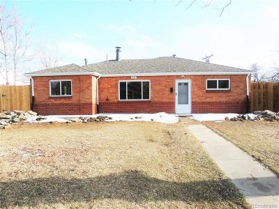 Single Family Home Under Contract: 1830 Dichter Court