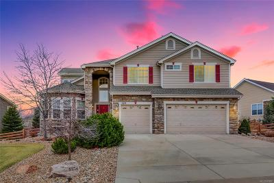 Parker Single Family Home Active: 5274 Mining Camp Trail