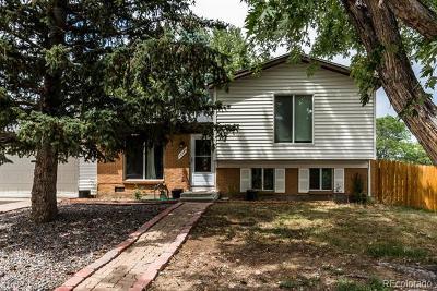 Aurora CO Single Family Home Active: $344,750