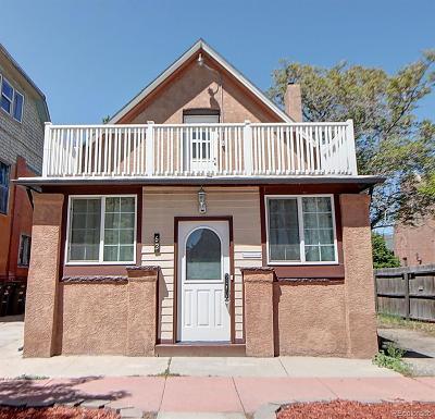 Baker, Baker/Santa Fe, Broadway Terrace, Byers, Santa Fe Arts District Single Family Home Active: 63 Acoma Street