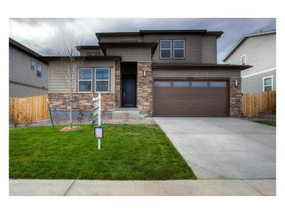 Thornton Single Family Home Active: 6864 East 133rd Place