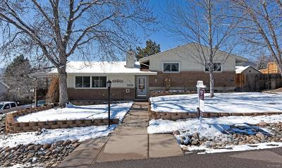 Littleton Single Family Home Under Contract: 8353 South Balsam Street
