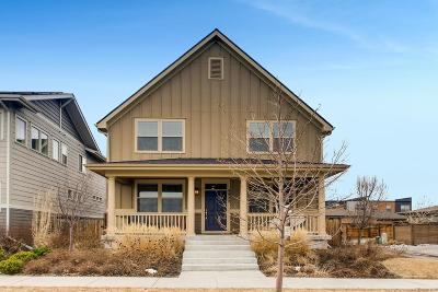 Denver Single Family Home Active: 4977 Verbena Street