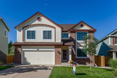 Littleton Single Family Home Under Contract: 7695 Rampart Way
