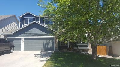 Littleton Single Family Home Under Contract: 11335 West Coal Mine Drive