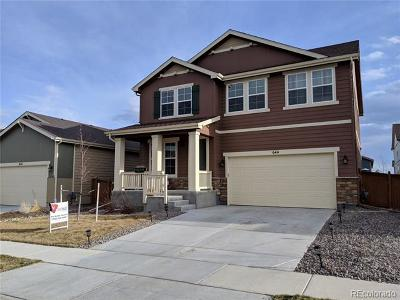 Broomfield Single Family Home Active: 644 West 170th Place