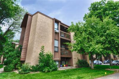 Boulder Condo/Townhouse Under Contract: 3515 28th Street #107