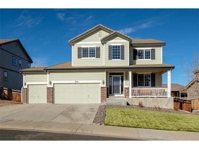 Cobblestone Ranch Single Family Home Under Contract: 8145 El Jebel Loop