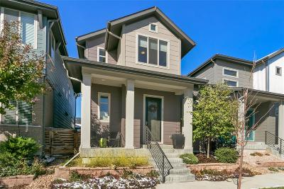 Denver Single Family Home Active: 6737 Alan Drive