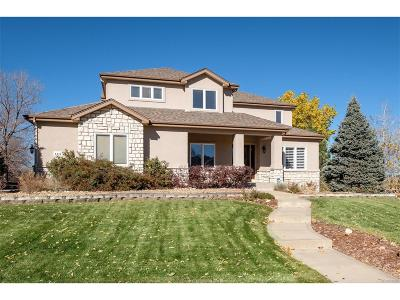 Highlands Ranch Single Family Home Active: 1411 Meyerwood Circle