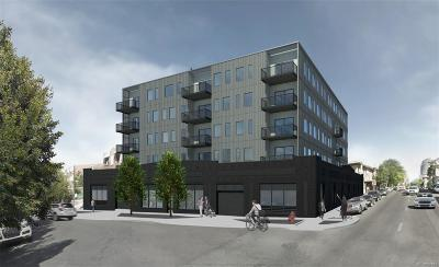 Denver Condo/Townhouse Under Contract: 1300 North Ogden Street #306