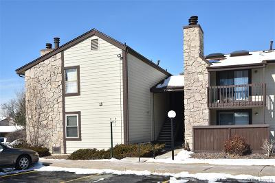 Arvada Condo/Townhouse Under Contract: 7880 West 87th Drive #I