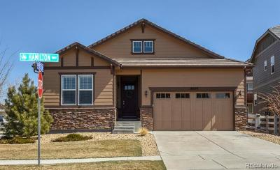 Broomfield Single Family Home Active: 16030 Hamilton Way