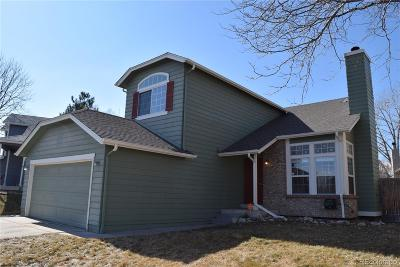 Broomfield Single Family Home Under Contract: 3905 West 126th Avenue