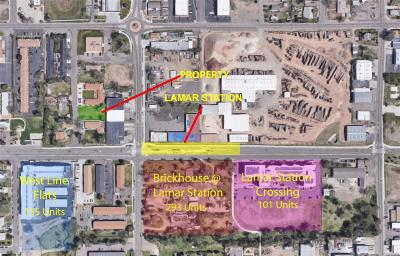 Residential Lots & Land Active: 1322 Marshall Street