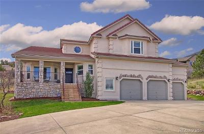 Colorado Springs CO Single Family Home Under Contract: $650,000