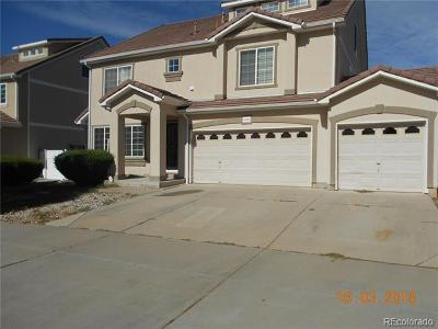 Denver Single Family Home Active: 21349 East 50 Avenue