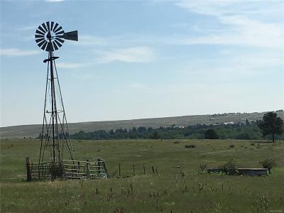 Kiowa CO Residential Lots & Land Active: $274,900