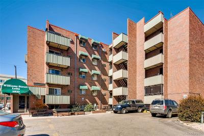 Denver Condo/Townhouse Under Contract: 1833 North Williams Street #308