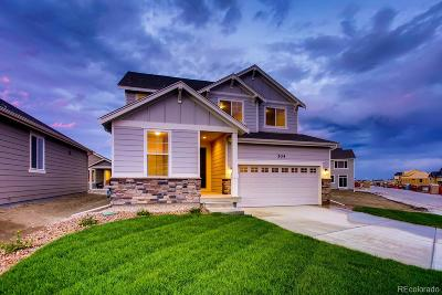 Berthoud Single Family Home Active: 573 Country Road