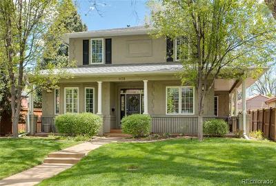 Denver Single Family Home Active: 608 Locust Street