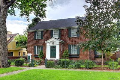 Single Family Home Under Contract: 430 North Williams Street