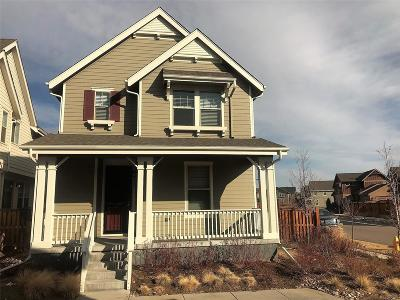 Denver Single Family Home Active: 8081 East 54th Drive