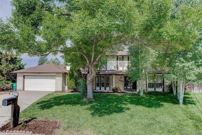 Denver Single Family Home Active: 4121 South Quebec Street
