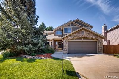 Highlands Ranch Single Family Home Active: 9177 Sugarstone Circle