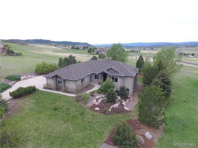 Castle Rock CO Single Family Home Active: $799,500