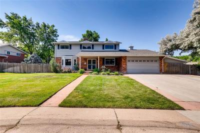Centennial Single Family Home Under Contract: 1110 East Easter Avenue
