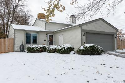 Aurora Single Family Home Active: 17802 East Bates Avenue