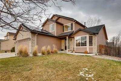 Thornton Single Family Home Active: 13886 Dahlia Street