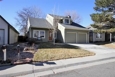 Arvada Single Family Home Under Contract: 8261 Iris Court