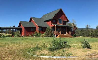 Sedalia Single Family Home Active: 4710 Jackson Creek Road