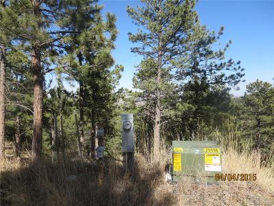 Golden Residential Lots & Land Active: 8077 Drew Hill Road