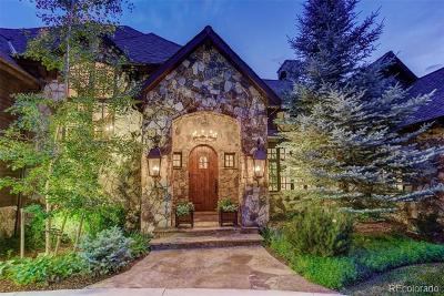 Castle Rock CO Single Family Home Active: $4,350,000