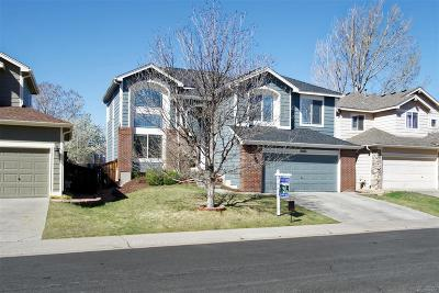 Littleton Single Family Home Active: 9080 Sanderling Way