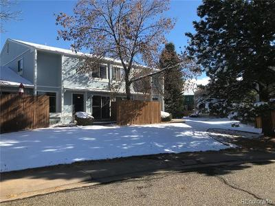 Arvada Condo/Townhouse Active: 7922 Chase Circle #134