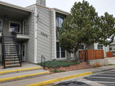 Centennial Condo/Townhouse Active: 7260 South Gaylord Street #M26