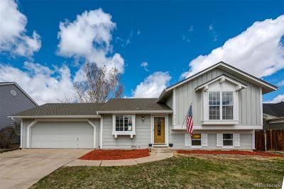 Centennial Single Family Home Under Contract: 21225 East Powers Avenue